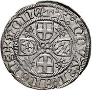 1 Albus - Johann III. – reverse