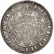 1 Guldengroschen - Johann III – obverse