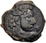 Unknown Æ (Northern Tokharistan) – obverse