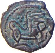 Jital - Samanta Deva (Shahis of Ohind) – reverse