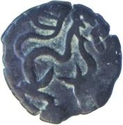 ½ Jital - Samanta Deva (Shahis of Ohind) – reverse