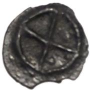 Potin unit-Kadambas of Banavasi – obverse