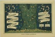 75 Pfennig (Caricature Series) – obverse