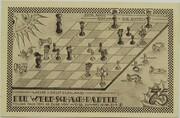 75 Pfennig (Schachklub Kahla - Issue 5) – reverse