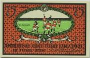 75 Pfennig (Sportverein Kahla - B4) – reverse