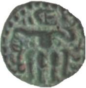 ⅛ Massa - Parākramabāhu I – obverse