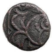 1 Jital - Kapa Chandra Deva – obverse
