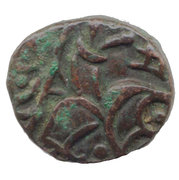 1 Jital - Apurva Chandra Deva (Kangra) – obverse