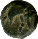 1 Jital - Karma Chandra Deva (Kangra) – obverse
