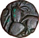 1 Jital - Triloka Chandra Deva II (Kangra) – obverse