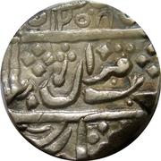 1 Rupee - Muhammad Akbar II [Harbaksh Pal] – obverse