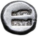 Stater (Poseidion? mint) – reverse