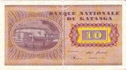 "10 Francs ""Moise Tshombé"" – reverse"
