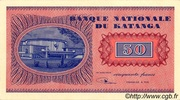 "50 Francs ""Moise Tshombé"" – reverse"