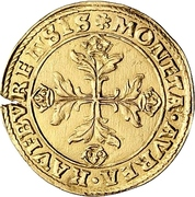 1 Krone (Goldkrone) – obverse