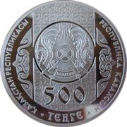 500 Tenge (Betashar) -  obverse