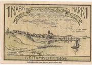 1 Mark (Allgemeine Spar- und Leihkasse der Insel Sylt) – reverse