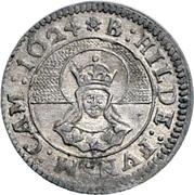 1 Kreuzer - Johann Eucharius von Wolffurt – obverse