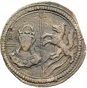 1 Kreuzer - Johann Eucharius von Wolffurt (Kipper) – obverse