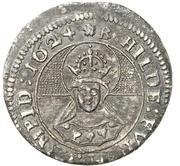 2 Kreuzer - Johann Eucharius von Wolffurth – obverse