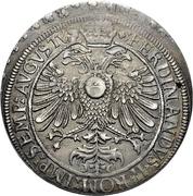 1 Thaler - Johann Eucharius von Wolffurt – reverse