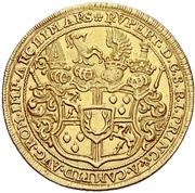 2 Ducat - Rupert II. von Bodman – obverse