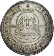 1 Thaler - Rupert II. von Bodman – reverse