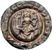 1 Brakteat - Heinrich I. – reverse