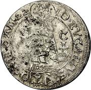 12 Kreuzer - Johann Eucharius von Wolffurt (Kipper) – obverse