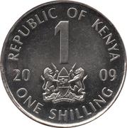 1 Shilling -  obverse