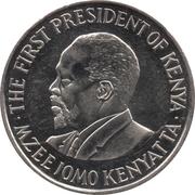 1 Shilling -  reverse