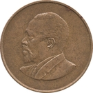 5 Cents (without legend) – reverse