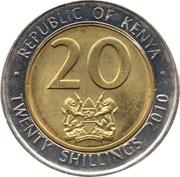 20 Shillings -  obverse