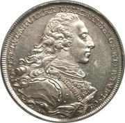 1 Thaler - Johann Joseph -  obverse