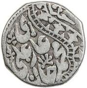 1 Tenga - Muhammad 'Ali Khan – obverse