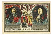 80 Pfennig (Kieler Herbstwoche für Kunst und Wissenschaft) – reverse