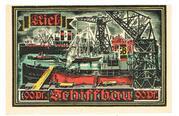 90 Pfennig (Kieler Herbstwoche für Kunst und Wissenschaft) – reverse