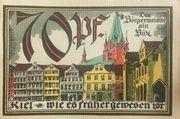 70 Pfennig (Kieler Herbstwoche für Kunst und Wissenschaft) – reverse