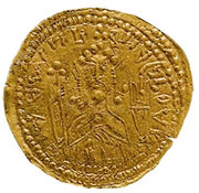 Zlatnik - Vladimir the Great – obverse