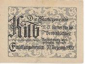 20 Heller (Kilb) – reverse