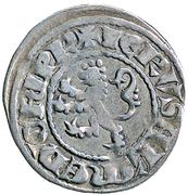 ½ Gros - Henry II (first reign) – reverse
