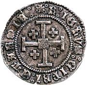 1 Gros - James II – reverse