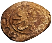Denier - Henry II (Second reign) – obverse