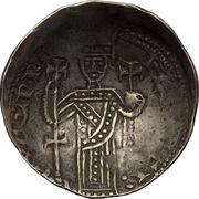 Bezant - Henry I – reverse