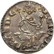 Gros - Henry II (second reign) -  obverse