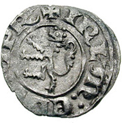 Denier - Henry II (second reign) – reverse