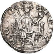 1 Gros - Henry II (first reign) – obverse