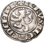1 Gros - Henry II (first reign) – reverse