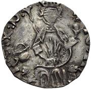 1 Gros - John II – obverse