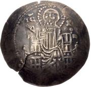 Bezant - Henry II – obverse